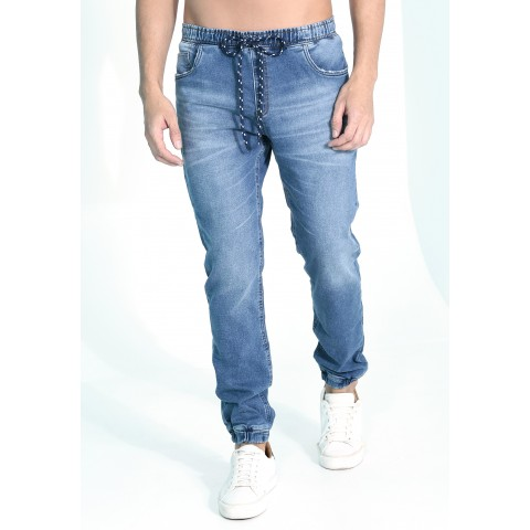 1758889-Calça Jogger Man Jeans Media